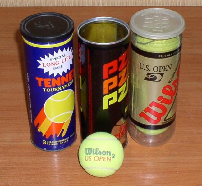 Мячи теннисные *7602
