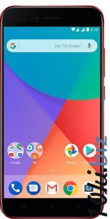 """Смартфон Xiaomi MI A1 красный 5.5"""" 32 Гб LTE Wi-Fi GPS Xiaomi в России"""