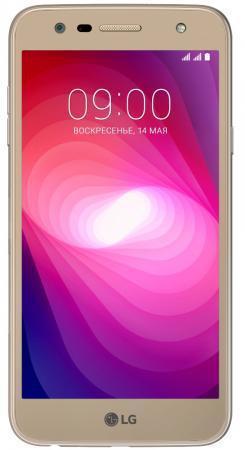 "Смартфон LG X power 2 золотистый 5.5"" 16 Гб LTE Wi-Fi GPS 3G LGM320.ACISGD"