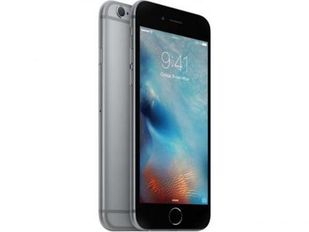 "Смартфон Apple iPhone 6S серый 4.7"" 32 Гб Wi-Fi GPS 3G LTE NFC MN0W2RU/A"
