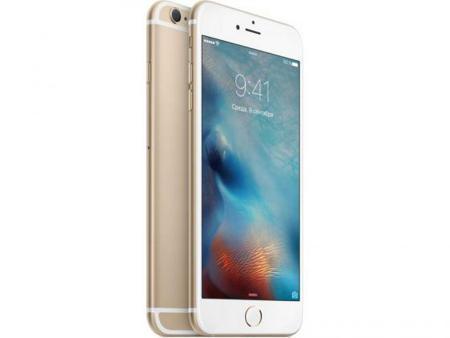 "Смартфон Apple iPhone 6S Plus золотистый 5.5"" 128 Гб NFC LTE Wi-Fi GPS 3G MKUF2RU/A"