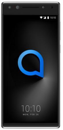 "Смартфон Alcatel 5 5086D металлик черный 5.7"" 32 Гб LTE Wi-Fi GPS 3G 5086D-2AALRU7"