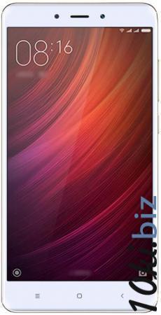 "Смартфон Xiaomi Redmi Note 4 золотистый 5.5"" 64 Гб LTE Wi-Fi GPS 3G REDMINOTE4G64GB Xiaomi в России"