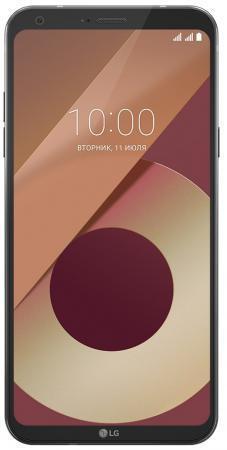 """Смартфон LG Q6a черный 5.5"""" 16 Гб LTE Wi-Fi GPS 3G"""
