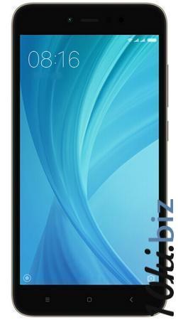 "Смартфон Xiaomi Redmi Note 5A Prime серый 5.5"" 32 Гб LTE Wi-Fi GPS 3G (REDMINOTE5APRIMEGR32GB) Xiaomi в России"