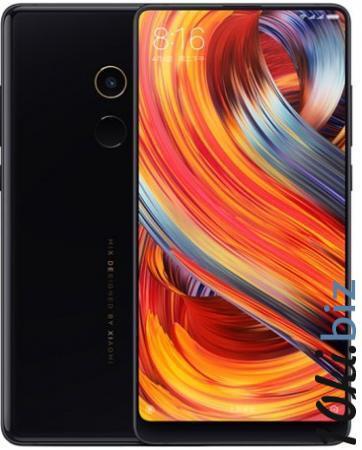 """Смартфон Xiaomi Mi Mix 2 черный 5.99"""" 64 Гб LTE NFC Wi-Fi GPS 3G Xiaomi в России"""