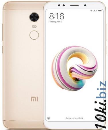"Смартфон Xiaomi Redmi 5 Plus золотистый 5.99"" 64 Гб LTE Wi-Fi GPS 3G Xiaomi в России"