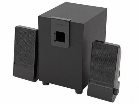 Колонки Microlab M100 5+2х2.5 Вт черный