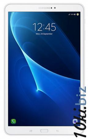 "Планшет Samsung Galaxy Tab A 10.1 2016 SM-T585 10.1"" 16Gb White Wi-Fi 3G Bluetooth Android SM-T585NZWASER Планшетные компьютеры в России"