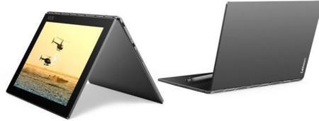 "Планшет Lenovo Yoga Book YB1-X90F 10.1"" 64Gb Grey Wi-Fi Bluetooth Android ZA0V0062RU"