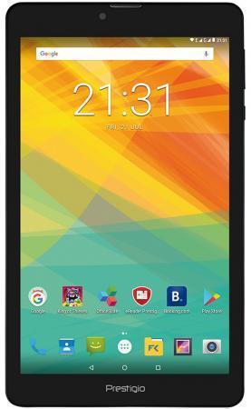 "Планшет Prestigio Muze 3708 3G 8"" 16Gb черный Wi-Fi 3G Bluetooth Android PMT3708_3G_C_CIS/PMT3708_3G_D_CIS"