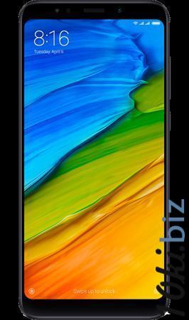 Xiaomi Смартфон Xiaomi Redmi 5 Plus 3/32GB Black (черный) Xiaomi в России
