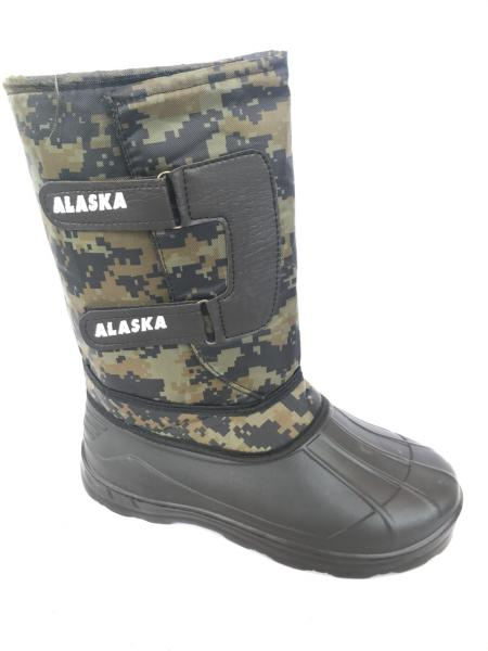 Comfort - ALASKA камуфляж зеленый