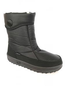 Фото Обувь зимняя женская, сапоги, ботинки Женские черные зимние сапоги дутики на меху 702-3