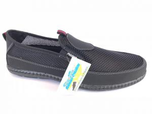 Фото Туфли мужские, Туфли мужские летние Туфли спортивный на шнурках мужские черный Perfect - 3