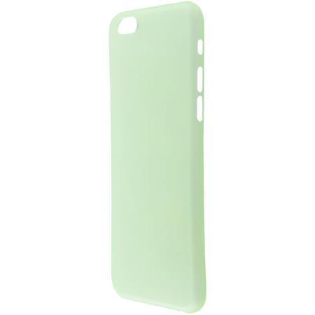Чехол для iPhone 6 / iPhone 6s Brosco Super Slim, накладка, зеленый