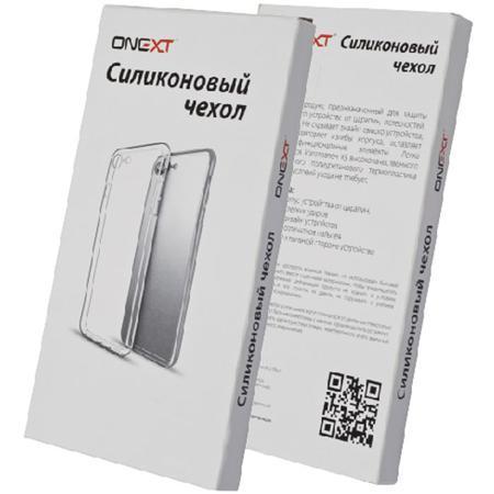 Чехол для Xiaomi Redmi 5 Plus Onext прозрачный