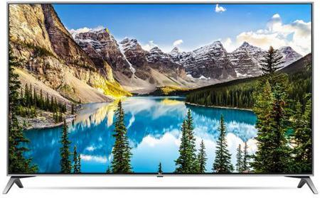 "Телевизор 49"" LG 49UJ740V титан 3840x2160 100 Гц Wi-Fi Smart TV RJ-45 Bluetooth"