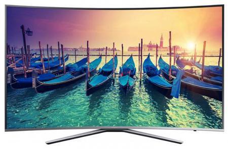 "Телевизор LED 49"" Samsung UE49MU6500UXRU серый 3840x2160 100 Гц Wi-Fi Smart TV RJ-45 Bluetooth"