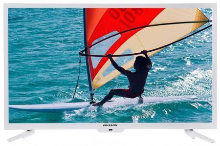 """Телевизор 22"""" Erisson 22LES78Т2W белый 1920x1080 50 Гц HDMI USB VGA"""