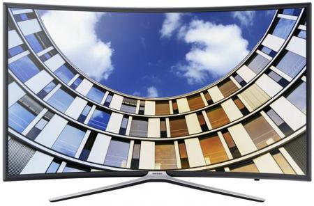 "Телевизор LED 49"" Samsung UE49M6500AUXRU титан 1920x1080 120 Гц Wi-Fi Smart TV RJ-45"