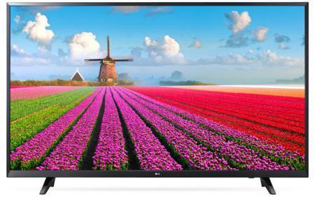 """Телевизор 49"""" LG 49LJ540V черный 1920x1080 50 Гц Smart TV Wi-Fi USB RJ-45 S/PDIF WiDi"""