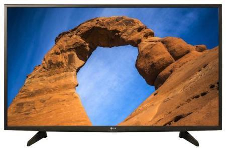 "Телевизор 49"" LG 49LK5100PLB черный 1920x1080 50 Гц USB"