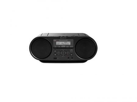 Магнитола Sony ZS-RS60BT черный
