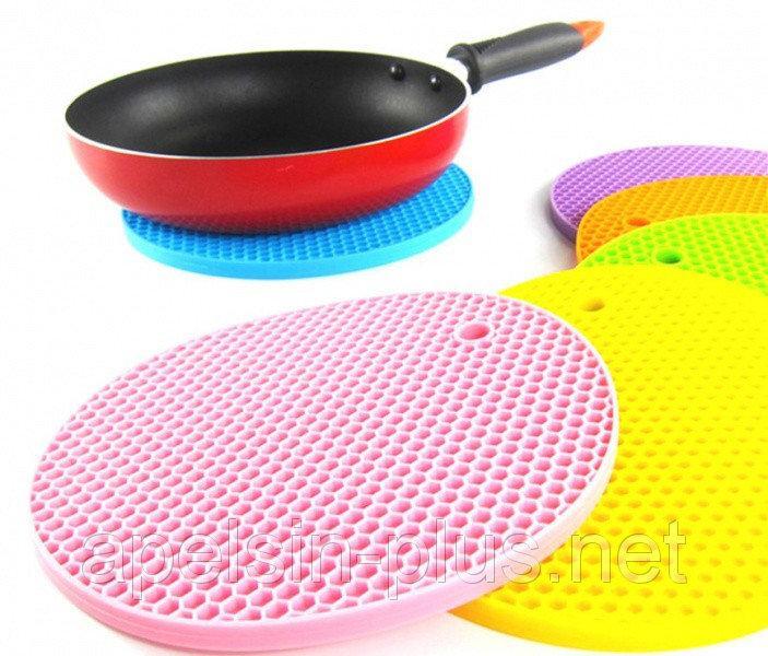 Фото Кондитерские инструменты и аксессуары, Силиконовые инструменты Силиконовая подставка для посуды