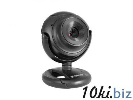 Веб-Камера Defender C-2525 HD черный 63252 Веб камеры в Москве