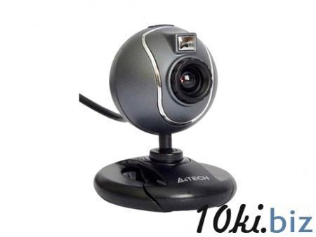 Веб-камера A4Tech PK-750G серый Веб камеры в Москве