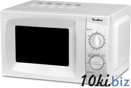 Микроволновая печь TESLER MM-1716 700 Вт белый Микроволновые печи в России