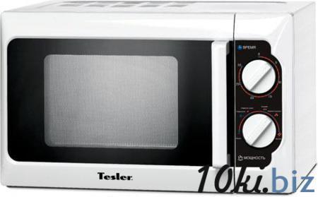 Микроволновая печь TESLER MM-1715 700 Вт белый Микроволновые печи в России