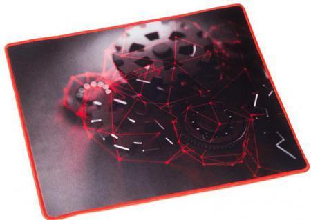 Коврик для мыши Oklick OK-F0350 рисунок грани