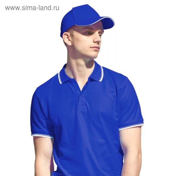 Бейсболка StanSpecial, one size, цвет синий 200 г/м 11К