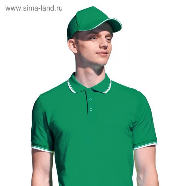Бейсболка StanSpecial, one size, цвет зелёный 200 г/м 11К