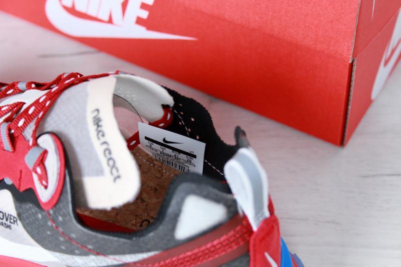 Фото СПОРТИВНАЯ ОБУВЬ, NIKE, Серия Nike React Element 87 Nike React Element 87 x Undercover (41-45)