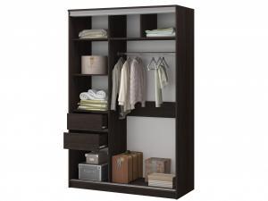Фото шкафы, шкафы-купе Жасмин 1.5м