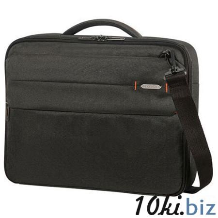 """15.6"""" Сумка для ноутбука Samsonite CC8*007*19, нейлоновая, черная Сумки и рюкзаки для ноутбуков в Москве"""
