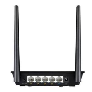 Фото  Беспроводной маршрутизатор ASUS RT-N12 VP 802.11n 300Мбит / с 2,4ГГц 4xLAN