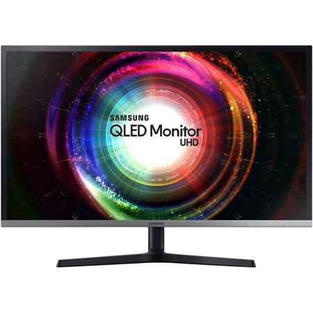 "Монитор 32"" Samsung U32H850UMI VA LED 3840x2160 4ms HDMI DisplayPort"