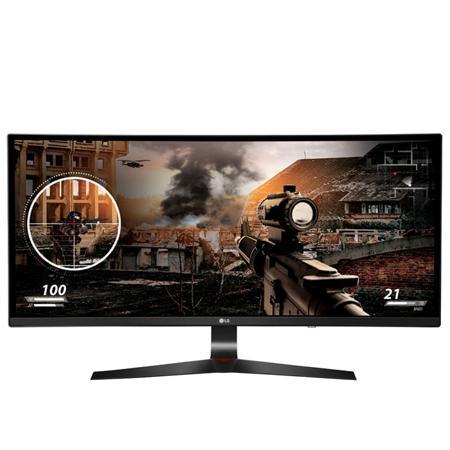 """Монитор 34"""" LG 34UC79G-B IPS LED 2560 x 1080 5ms HDMI DisplayPort"""