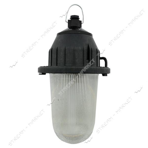 Светильник НСП-21-У 200Вт 'ЖЕЛУДЬ' пластик ( крепл на крюк метал.)