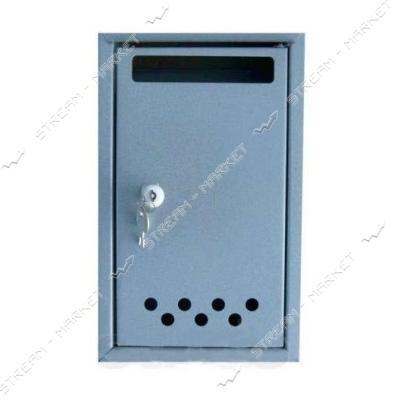 Почтовый ящик с пластмассовым замком
