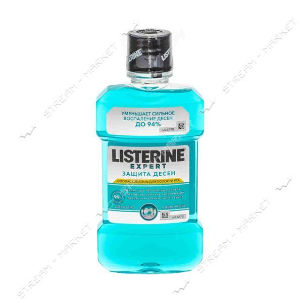 Listerine Expert Ополаскиватель для ротовой полости Защита десен 1л