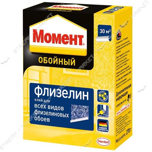 Клей обойный Момент флизелин 250г