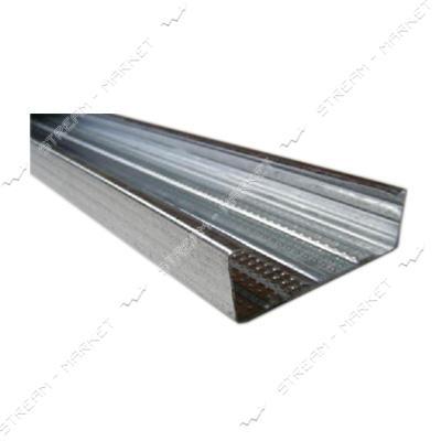 Профиль для гипсокартона потолочный CD47 4м 0.38мм