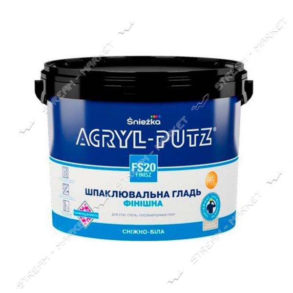 Шпаклевка Sniezka ACRYL PUTZ 5кг