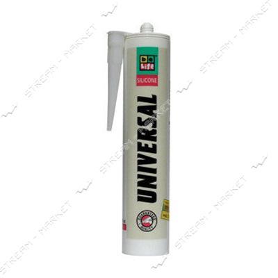 Герметик силиконовый универсальный BeLife FN-311 белый 310мл