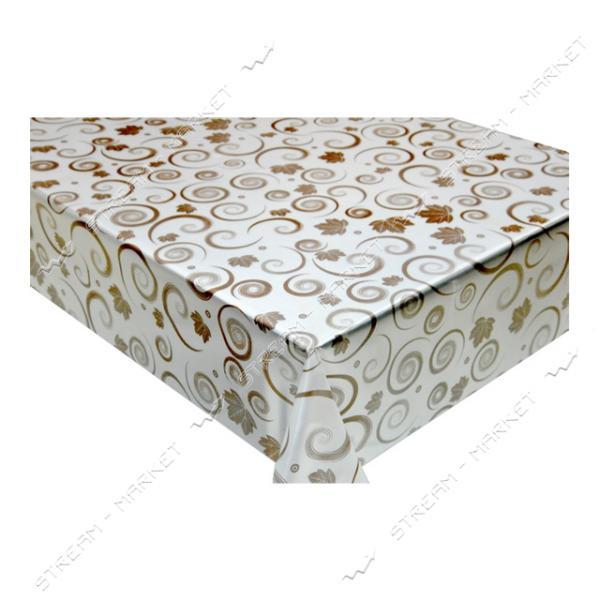 Клеенка для стола силикон Любава SW-3984L (без основания) 1.37х20м К